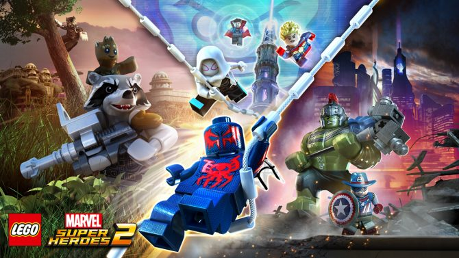 LMSH KeyArt 1494617075 ds1 670x377 constrain - بازی اورجینال LEGO Marvel Super Heroes 2 پلی‌استیشن ۴