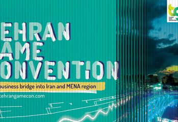 نمایشگاه Tehran Game Convention