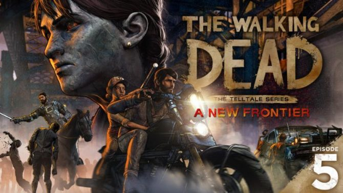 بازی The Walking Dead