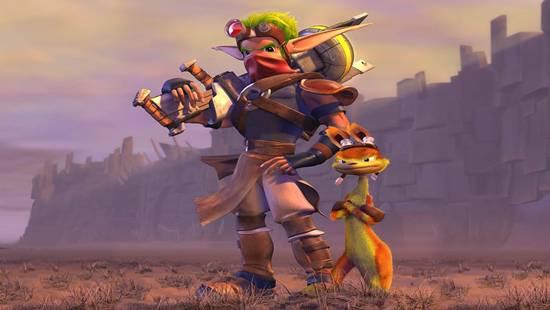بازی Jak and Daxter