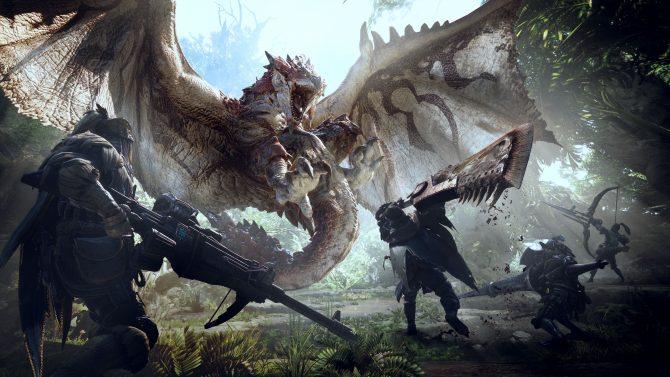 تریلر جدید بازی Monster Hunter World