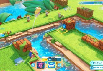 تماشا کنید: تریلر جدید از گیمپلی Mario + Rabbids: Kingdom Battle