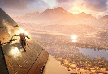 تعامل عمیق و همکاری با حیوانات در Assassin's Creed Origins
