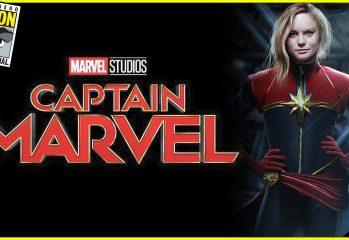 کامیک کان 2017: جزییاتی از فیلم Captain Marvel منتشر شد