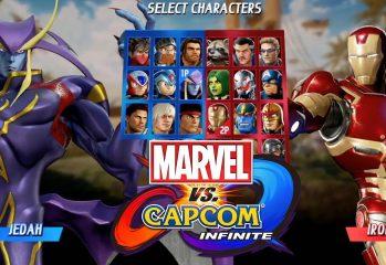 چهار شخصیت دیگر بهعنوان Marvel Vs. Capcom: Infinite اضافه شد