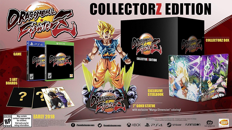 بازی Dragon Ball FighterZ