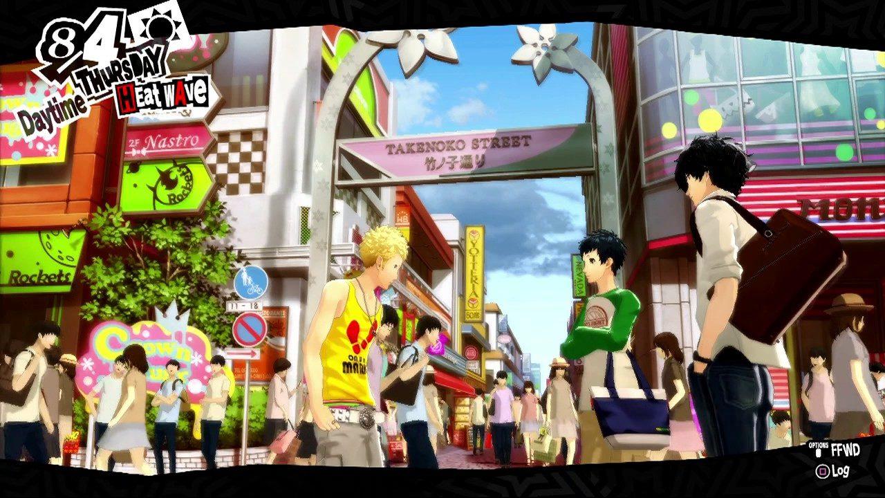 نقد بازی Persona 5