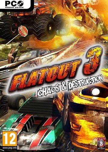 بدترین بازیهای تاریخ - FlatOut 3: Chaos & Destruction
