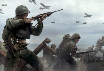 تریلر بازی Call of Duty: WW2 دنیلز اکتیویژن زیرنویس