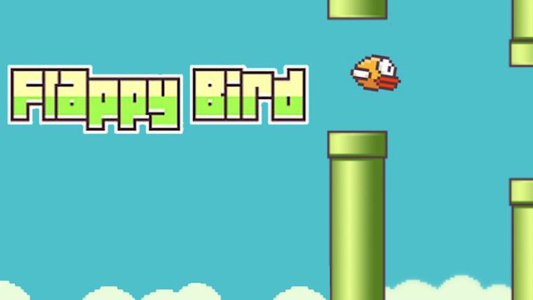 بازی Flappy Bird