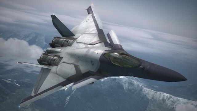 تریلر بازی ace combat 7 skies unknown باندای نامکو tgs 2017