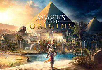 تماشا کنید: اجرای بازی Assassin's Creed Origins با کنسول Xbox One X