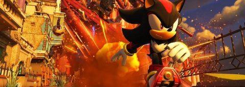 عنوان Sonic Forces