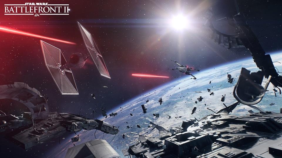 تریلر Star Wars: Battlefront 2 مراحل