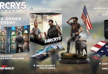 نسخه ویژه بازی Far Cry 5 توسط یوبیسافت رونمایی شد