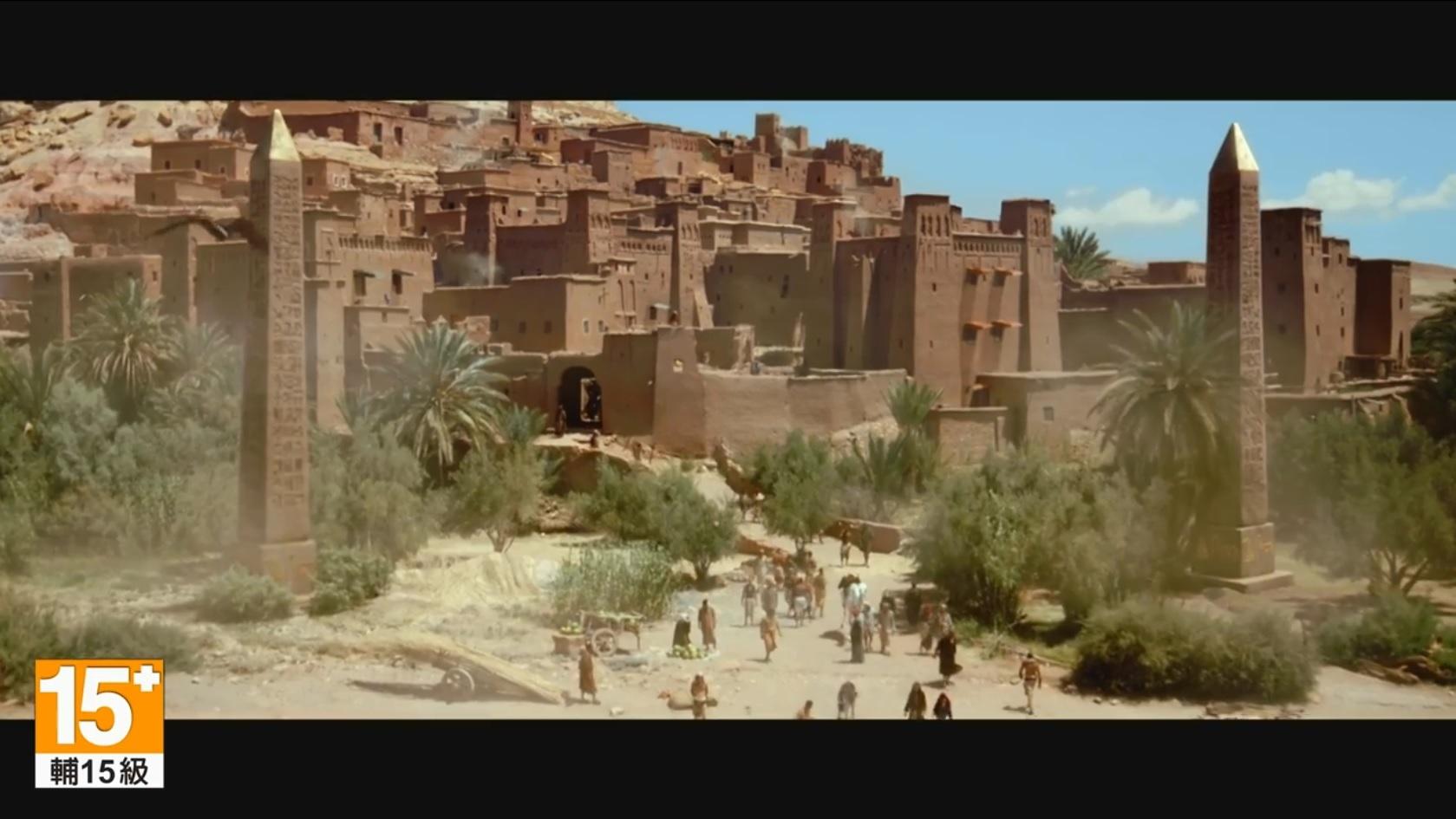 Assassin's Creed Origins تریلر یوبیسافت زیرنویس فارسی