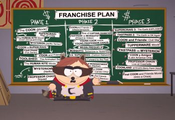 نقدها و امتیازات بازی South Park: The Fractured But Whole منتشر شد