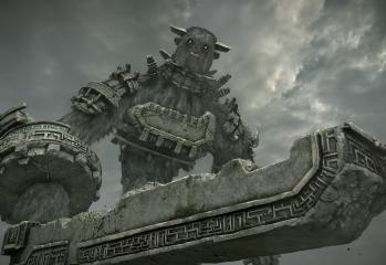 تصاویر ۴k بازی Shadowo of the Colossus که مستقیم از پلیاستیشن ۴ پرو گرفته شده است