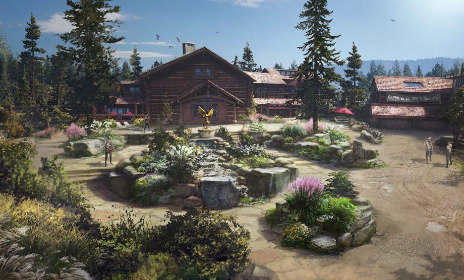 سازندگان، برای واقعی جلوه دادن محیط بازی برای مدت 14 روز به ایالت مونتانا رفته و از آنجا فیلم و عکس تهیه کردند.