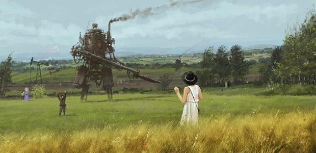 کمپین کیکاستارتر بازی استراتژی Iron Harvest با موفقیت به کار خود پایان داد | دنیای بازی
