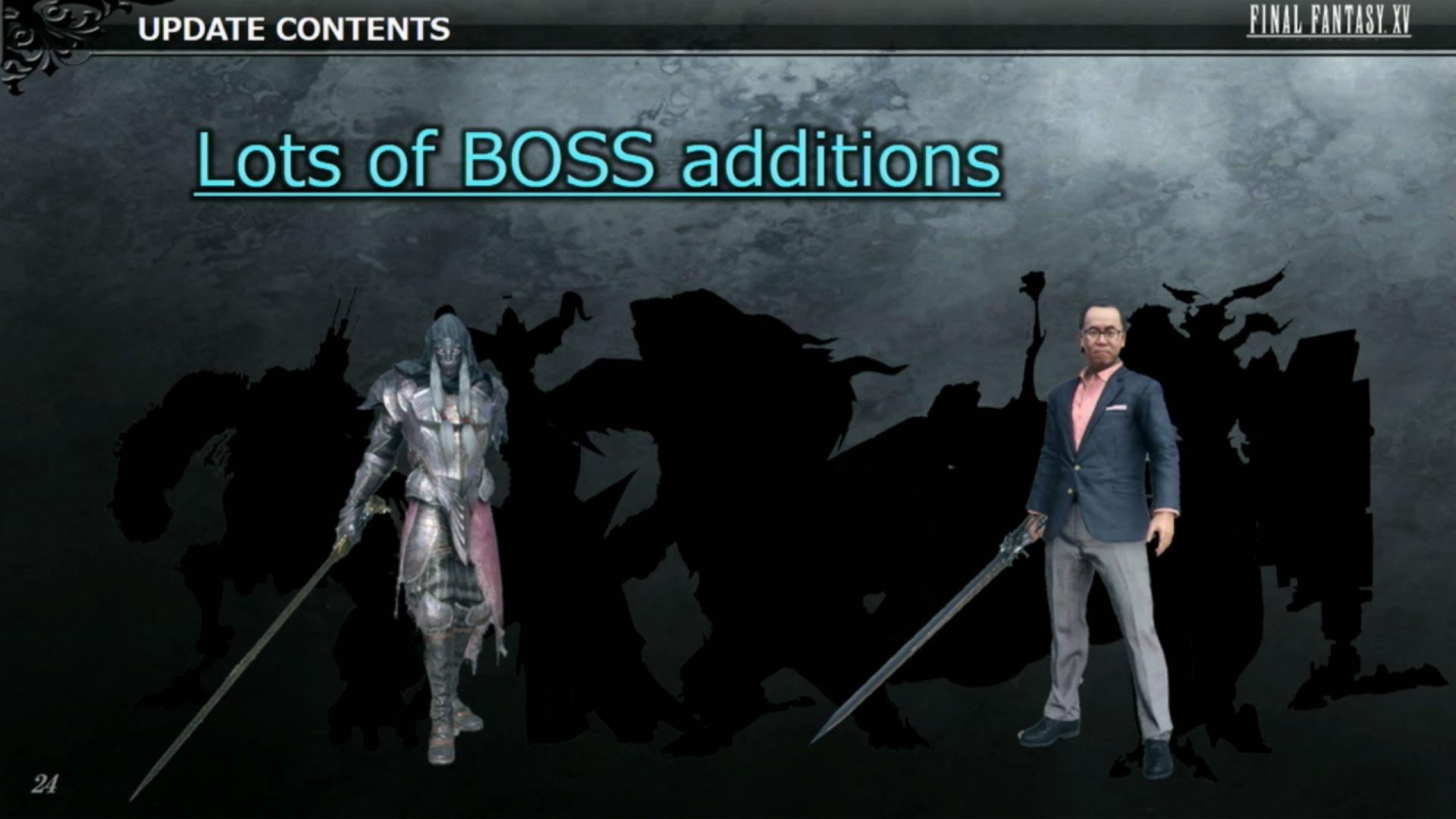 تماشا کنید: اسکوئر انیکس چهار محتوایالحاقی دیگر برای Final Fantasy XV منتشر خواهد کرد | دنیای بازی