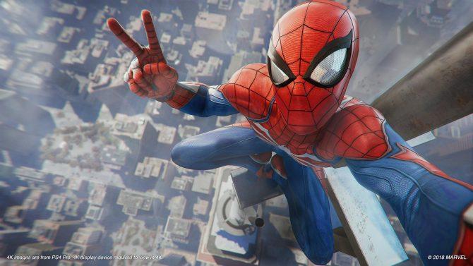 بازی Spider-Man از حداکثر قدرت PS4 Pro استفاده خواهد کرد | دنیای بازی
