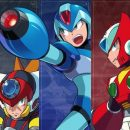 Mega Man X legacy collection بازی Mega man X series