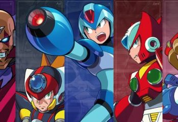 Mega Man X legacy collection بازی Mega man X series
