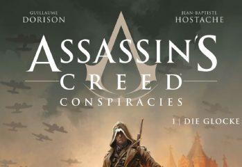 «تایتان کمیکز» از کمیکبوک Assassin's Creed: Conspiracies رونمایی کرد