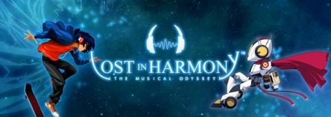 تماشا کنید: تاریخ انتشار بازی Lost in Harmony مشخص شد