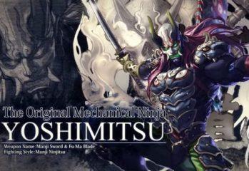 تماشا کنید: تریلر رونمایی از شخصیت Yoshimitsu در بازی SoulCalibur VI