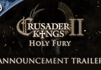 «Crusader Kings II» خشم مقدس شرکت پارادوکس