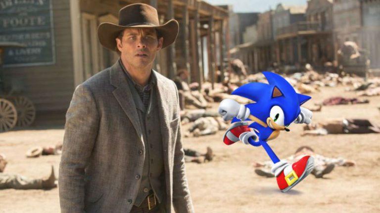 جیمز مارسدن بازیگر سریال «وست ورلد» در فیلم Sonic The Hedgehog ایفای نقش خواهد کرد