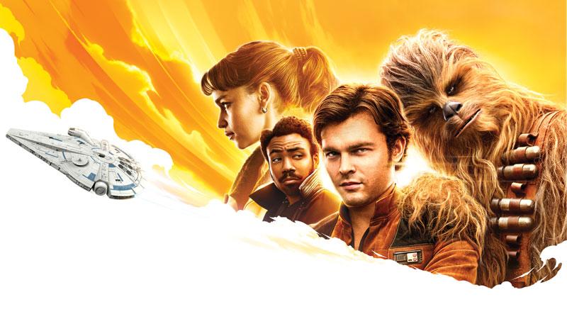Solo: A Star Wars Story در گیشه شکست خورده است