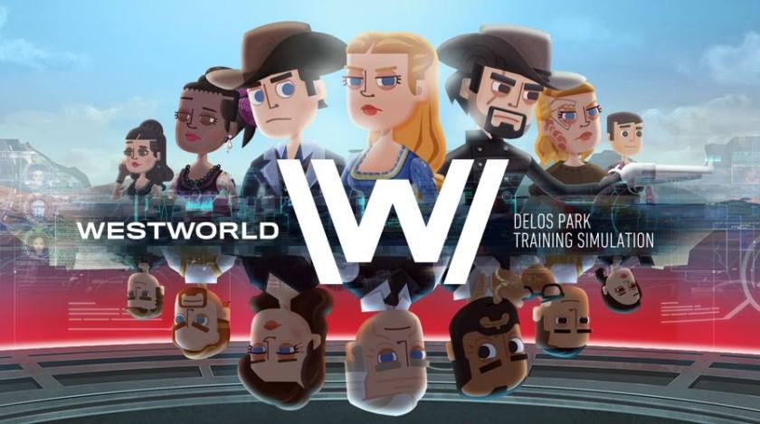Delos بازی Westworld