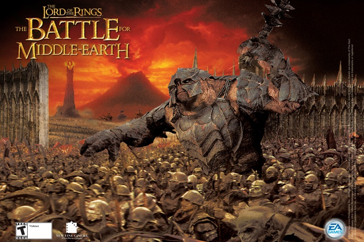 Unreal engine بازی Battle for Middle-earth تیم Reforged