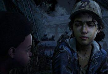 The Walking Dead: The Final Season کلمنتاین مجموعه The walking dead فصل آخر