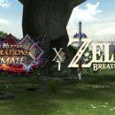 The Legend of Zelda Monster Hunter Generations Ultimate