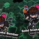صداگذاری Solid Snake David Hayter Naked Snake Bomber