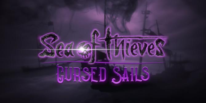 """Cursed Sails"" آپدیت بازی Sea of Thieves"