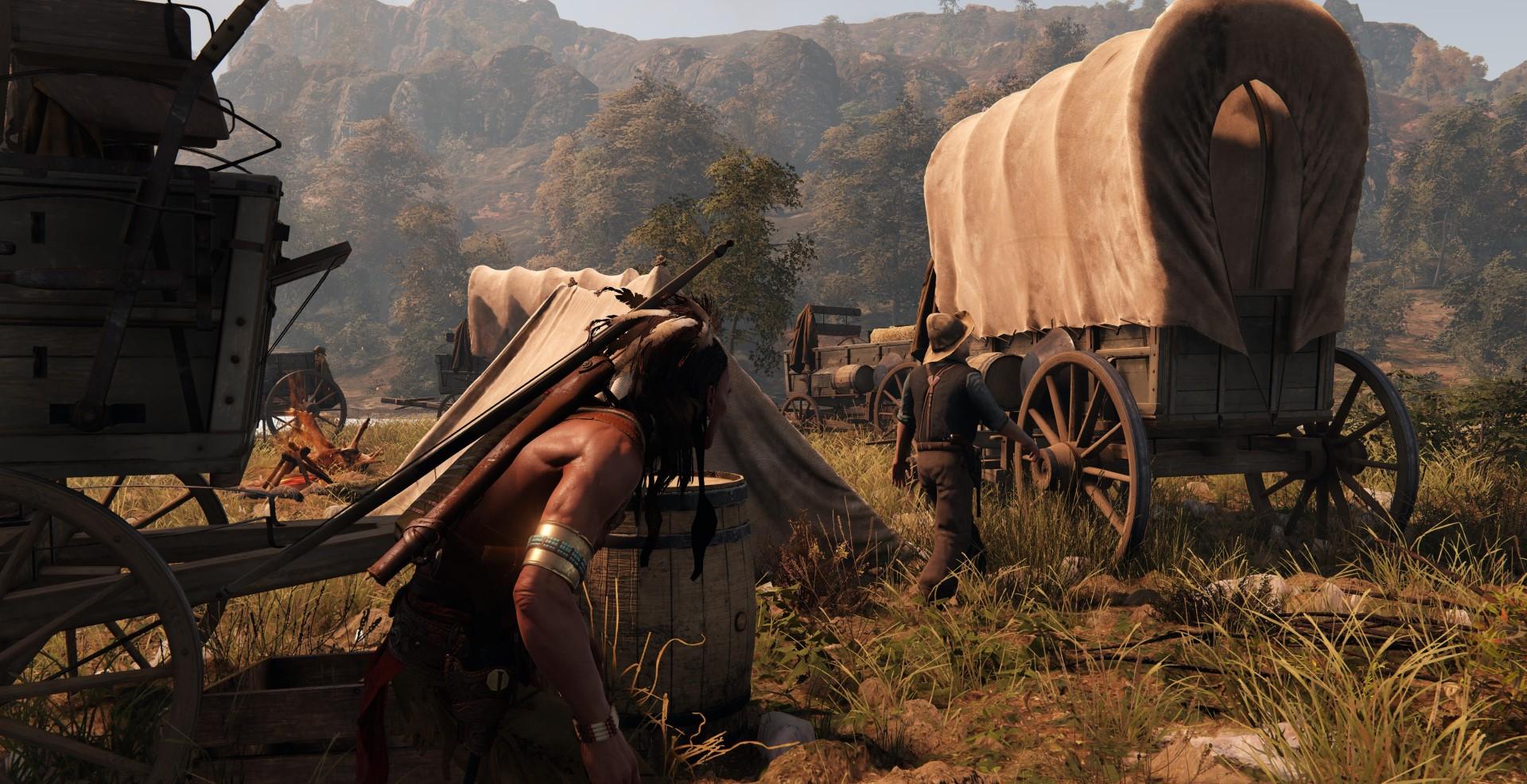 This Land Is My Land اولین بازی که از دید یک بومی آمریکا ...