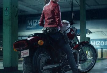 بازسازی Resident Evil 2 Claire Redfield Yoshiaki Hirabayashi