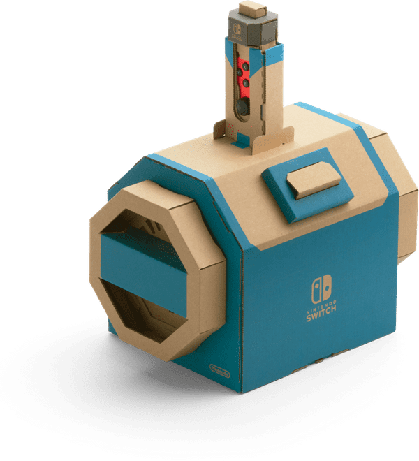 Nintendo Labo: Vehicle
