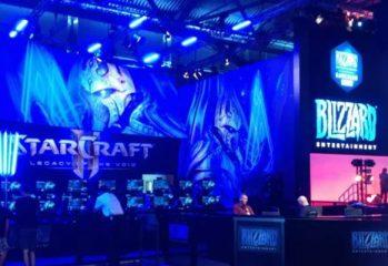 شرکت Blizzard برنامه خود را برای نمایشگاه Gamescom منتشر کرد