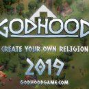 بازی Godhood به شما اجازه می دهد مذهب خود را خلق کنید