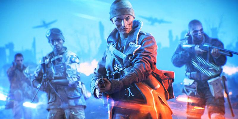 بخش دو نفره بازی Battlefield V تا زمان عرضه رسمی فعال نخواهد بود