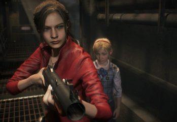 گیمپلی بازی بازی Resident Evil 2