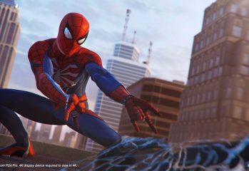 بازی Spider-Man «جیمز استیونسون» مدیر شرکت Insomniac James Stevenson