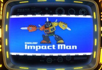 بازی Mega Man 11 Impact Man Mega Man