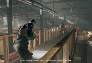Firewall: Zero Hour PS VR شوتر اول شخص مبنی بر کار گروهی